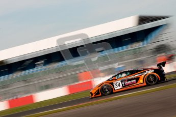 © 2012 Chris Enion/Octane Photographic Ltd. British GT Championship - Saturday 8th September 2012, Silverstone - Free Practice 1 Digital Ref :