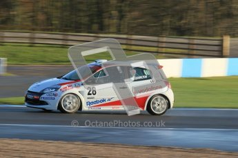 © Octane Photographic Ltd. 2011. Donington Winter Test. Digital Ref : 0202LW1D0041