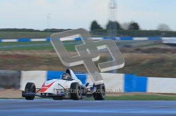 © Octane Photographic Ltd. 2011. Donington Winter Test. Digital Ref : 0202LW1D0301