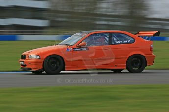 World © Octane Photographic Ltd. Donington Park Un-silenced general test day Friday 15th February 2013. Kumho BMW Championship. Digital Ref : 0575cb1d0438