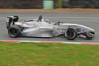 World © Octane Photographic Ltd. Brands Hatch, Race 3, Sunday 24th November 2013. BRDC Formula 4 Winter Series, MSV F4-13,  – Kieran Vernon - Hillspeed. Digital Ref : 0867cb1d7573