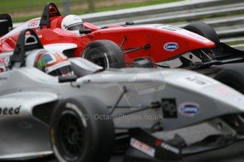World © Octane Photographic Ltd. Brands Hatch, Race 3, Sunday 24th November 2013. BRDC Formula 4 Winter Series, MSV F4-13,  – Kieran Vernon - Hillspeed and Jack Cook – Hillspeed. Digital Ref : 0867cb1d7714