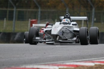 World © Octane Photographic Ltd. Brands Hatch, Race 4, Sunday 24th November 2013. BRDC Formula 4 Winter Series, MSV F4-13,  – Kieran Vernon - Hillspeed. Digital Ref : 0868cb1d7792