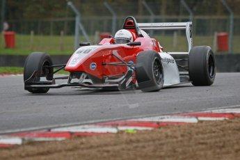 World © Octane Photographic Ltd. Brands Hatch, Race 4, Sunday 24th November 2013. BRDC Formula 4 Winter Series, MSV F4-13, Jack Cook – Hillspeed. Digital Ref : 0868cb1d7797