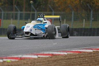 World © Octane Photographic Ltd. Brands Hatch, Race 4, Sunday 24th November 2013. BRDC Formula 4 Winter Series, MSV F4-13, Matteo Ferrer - MGR. Digital Ref : 0868cb1d7822