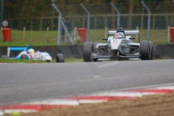 World © Octane Photographic Ltd. Brands Hatch, Race 4, Sunday 24th November 2013. BRDC Formula 4 Winter Series, MSV F4-13,  – Kieran Vernon - Hillspeed. Digital Ref : 0868cb1d7864
