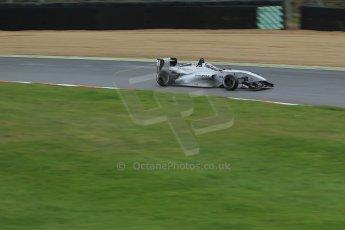 World © Octane Photographic Ltd. Brands Hatch, Race 4, Sunday 24th November 2013. BRDC Formula 4 Winter Series, MSV F4-13,  – Kieran Vernon - Hillspeed. Digital Ref : 0868lw1d7743