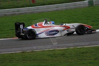 World © Octane Photographic Ltd. Brands Hatch, Race 4, Sunday 24th November 2013. BRDC Formula 4 Winter Series, MSV F4-13, Will Palmer – HHC Motorsport. Digital Ref : 0868lw7d4580