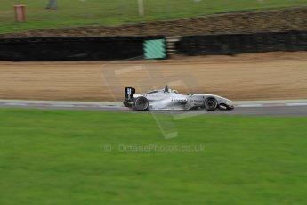 World © Octane Photographic Ltd. Brands Hatch, Race 4, Sunday 24th November 2013. BRDC Formula 4 Winter Series, MSV F4-13,  – Kieran Vernon - Hillspeed. Digital Ref : 0868lw7d4638