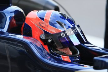 World © Octane Photographic Ltd. FIA European F3 Championship, Silverstone Free Practice 1, UK, Friday 10th April 2015. Eurointernational – Nicolas Beer, Dallara F312 – Mercedes-Benz. Digital Ref : 1217LB1D4923
