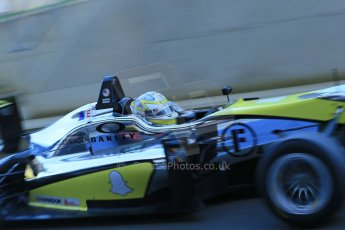 World © Octane Photographic Ltd. FIA European F3 Championship, Silverstone, UK, April 18th 2014 practice sessions. Van Amersfoort Racing – Dallara F312 Volkswagen – Gustavo Menezes. Digital Ref : 0906lb1d5363