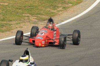 World © Octane Photographic Ltd. British Formula Ford – Brands Hatch, September 2nd 2011. Jamun Racing - Spike Goddard. Digital Ref : 0875cb1d1445