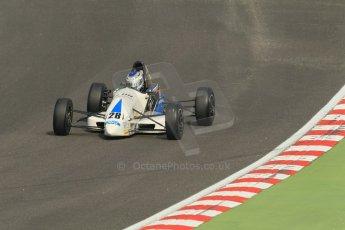 World © Octane Photographic Ltd. British Formula Ford – Brands Hatch, September 2nd 2011. JTR - Geoff Uhrhane. Digital Ref : 0875cb1d1464