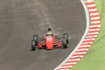 World © Octane Photographic Ltd. British Formula Ford – Brands Hatch, September 2nd 2011. Jamun Racing - Nick McBride. Digital Ref : 0875cb1d1552