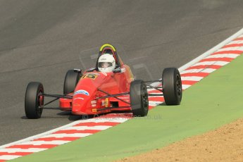 World © Octane Photographic Ltd. British Formula Ford – Brands Hatch, September 2nd 2011. Cliff Dempsey Racing - Cavan Corcoran. Digital Ref : 0875cb1d1580