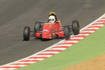 World © Octane Photographic Ltd. British Formula Ford – Brands Hatch, September 2nd 2011. Cliff Dempsey Racing - Cavan Corcoran. Digital Ref : 0875cb1d1593