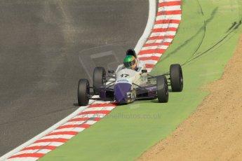 World © Octane Photographic Ltd. British Formula Ford – Brands Hatch, September 2nd 2011. Geva Racing - Steijn Schothorst. Digital Ref : 0875cb1d1595