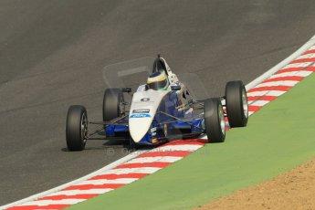 World © Octane Photographic Ltd. British Formula Ford – Brands Hatch, September 2nd 2011. Fluid Motorsport - Matt Rao. Digital Ref : 0875cb1d1606