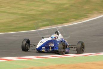 World © Octane Photographic Ltd. British Formula Ford – Brands Hatch, September 2nd 2011. Fluid Motorsport - Matt Parry. Digital Ref : 0875cb7d1448