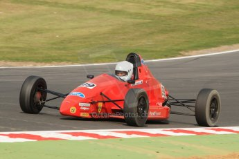 World © Octane Photographic Ltd. British Formula Ford – Brands Hatch, September 2nd 2011. Jamun Racing - Chrissy Palmer. Digital Ref : 0875cb7d1542