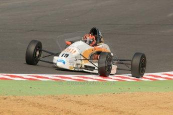 World © Octane Photographic Ltd. British Formula Ford – Brands Hatch, September 2nd 2011. JTR - Dan de Zille. Digital Ref : 0875cb7d1589