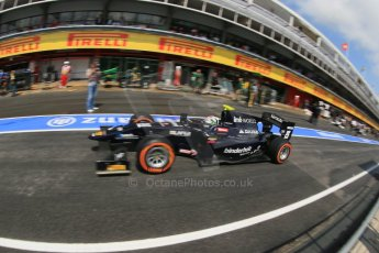 World © Octane Photographic Ltd. GP2 Spanish GP, Circuit de Catalunya, Friday 10th May 2013. Practice. Digital Ref : 0660cb1d9406