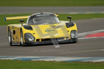 © Octane Photographic Ltd. 2012 Donington Historic Festival. Group C sportscars, qualifying. Spice SE88 - Trevor Knight. Digital Ref : 0320cb1d8698