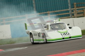 © Octane Photographic Ltd. 2012 Donington Historic Festival. Group C sportscars, qualifying.  Digital Ref : 0320cb1d8767