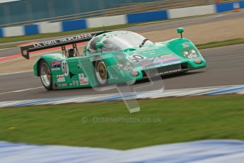© Octane Photographic Ltd. 2012 Donington Historic Festival. Group C sportscars, qualifying. Cheetah CT606 - Eric Rickenbacher. Digital Ref : 0320cb7d0260