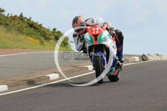 © Octane Photographic Ltd 2011. NW200 Thursday 19th May 2011. Stephen Thompson, BMW - T & R Motorsport. Digital Ref : LW7D1588