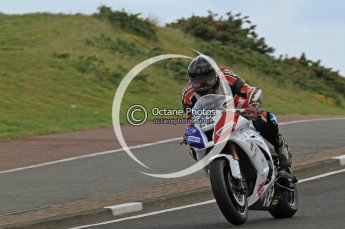 © Octane Photographic Ltd 2011. NW200 Thursday 19th May 2011. Fabrice Miguet, Kawasaki. Digital Ref : LW7D1763