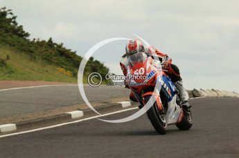 © Octane Photographic Ltd 2011. NW200 Thursday 19th May 2011. William Davison, Honda - Hill Contracts. Digital Ref : LW7D1860