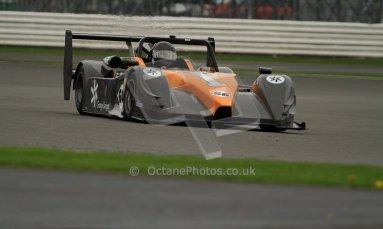 World © Octane Photographic Ltd. BRSCC - OSS Championship. Saturday 19th October 2013. Silverstone. Race 1. Doug Hart – Chiron/Hart 2012. Digital Ref: