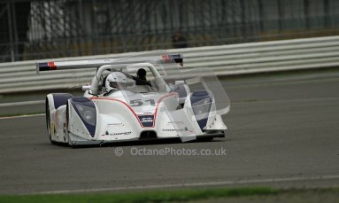 World © Octane Photographic Ltd. BRSCC - OSS Championship. Saturday 19th October 2013. Doug Bowkett. Silverstone. Race 1. Digital Ref: