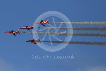 World © Octane Photographic Ltd. 9th December 2015 RAF Scampton – Red Arrows display team practice. Digital Ref : 1493CB1D2118