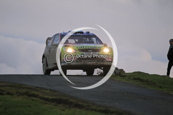 © North One Sport Limited 2010/ Octane Photographic Ltd. 2010 WRC Great Britain, Saturday 13th November 2010. Digital ref : 0118cb1d2149