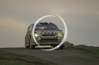 © North One Sport Limited 2010/ Octane Photographic Ltd. 2010 WRC Great Britain, Saturday 13th November 2010. Digital ref : 0118cb1d2200