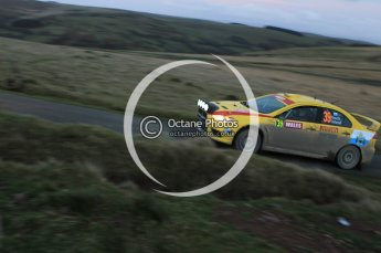© North One Sport Limited 2010/ Octane Photographic Ltd. 2010 WRC Great Britain, Saturday 13th November 2010. Digital ref : 0118lw1d4440