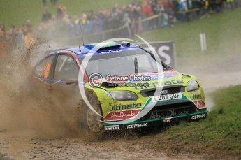 © North One Sport Limited 2010/ Octane Photographic Ltd. 2010 WRC Great Britain, Sunday 14th November 2010. Digital ref : 0120cb1d0193
