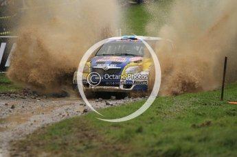 © North One Sport Limited 2010/ Octane Photographic Ltd. 2010 WRC Great Britain, Sunday 14th November 2010. Digital ref : 0120cb1d0276