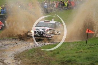 © North One Sport Limited 2010/ Octane Photographic Ltd. 2010 WRC Great Britain, Sunday 14th November 2010. Digital ref : 0120cb1d0295