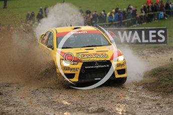 © North One Sport Limited 2010/ Octane Photographic Ltd. 2010 WRC Great Britain, Sunday 14th November 2010. Digital ref : 0120cb1d0373