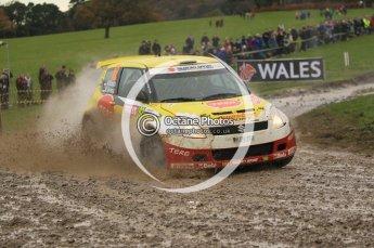 © North One Sport Limited 2010/ Octane Photographic Ltd. 2010 WRC Great Britain, Sunday 14th November 2010. Digital ref : 0120cb1d0554