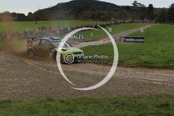 © North One Sport Limited 2010/ Octane Photographic Ltd. 2010 WRC Great Britain, Sunday 14th November 2010. Digital ref : 0120lw1d0063