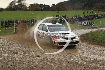 © North One Sport Limited 2010/ Octane Photographic Ltd. 2010 WRC Great Britain, Sunday 14th November 2010. Digital ref : 0120lw1d0337