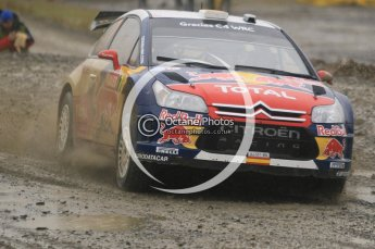 © North One Sport Limited 2010/ Octane Photographic Ltd. 2010 WRC Great Britain, Friday 12th November 2010. Digital ref : 0117cb1d1146
