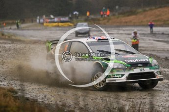 © North One Sport Limited 2010/ Octane Photographic Ltd. 2010 WRC Great Britain, Friday 12th November 2010. Digital ref : 0117cb1d1204