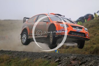 © North One Sport Limited 2010/ Octane Photographic Ltd. 2010 WRC Great Britain, Friday 12th November 2010. Digital ref : 0117cb1d1215