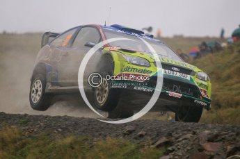 © North One Sport Limited 2010/ Octane Photographic Ltd. 2010 WRC Great Britain, Friday 12th November 2010. Digital ref : 0117cb1d1324