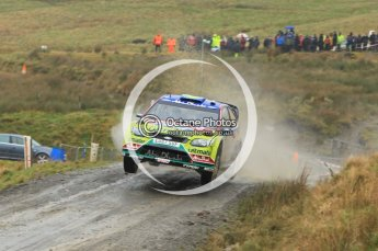 © North One Sport Limited 2010/ Octane Photographic Ltd. 2010 WRC Great Britain, Friday 12th November 2010. Digital ref : 0117lw1d3202